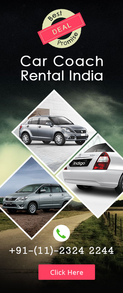 Car Coach Rental India